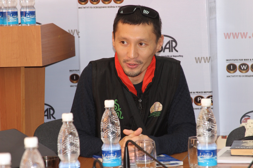 azizbek janabaev