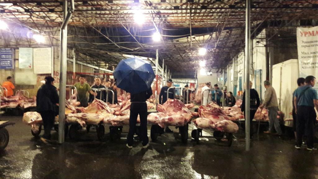 meat inside