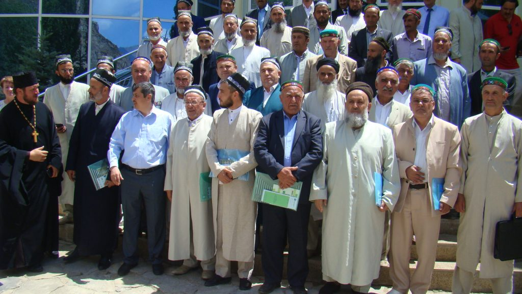 The meeting of representatives of various religions in Ishkoshim district. Photo: CABAR.asia