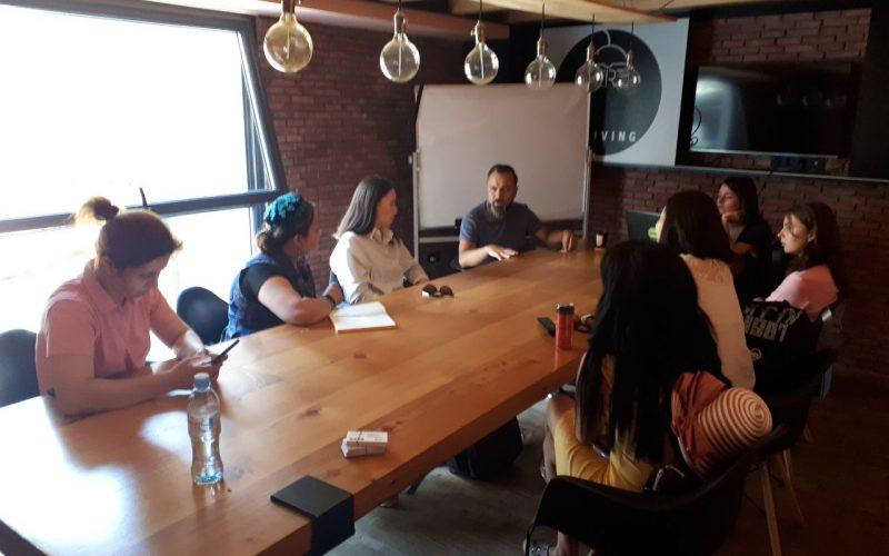 Разговор с руководством Sova news