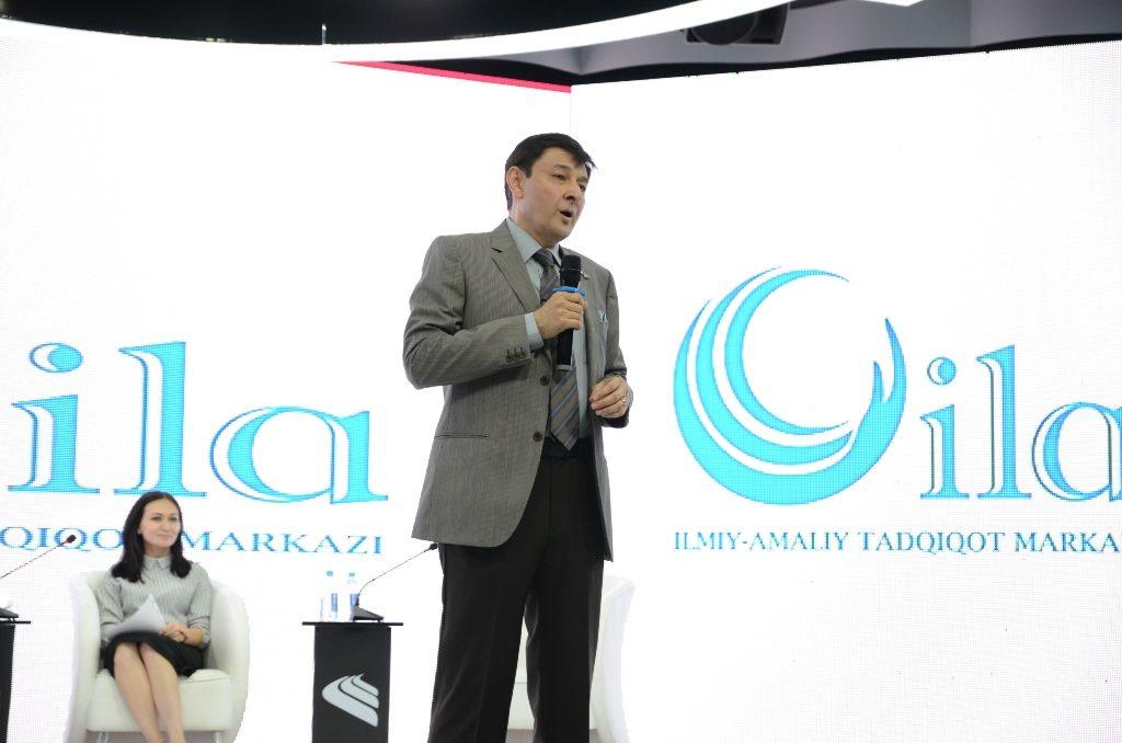 Эльер Каримов. Фото: http://oilamarkazi.uz