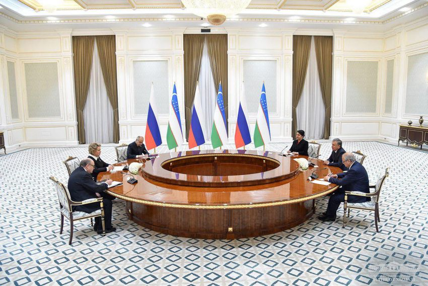 Фото: president.uz