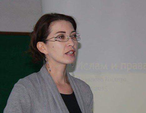 Индира Асланова. Photo: 24.kg