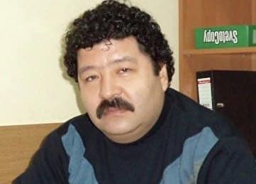 Shokirjon Khakimov. Photo from personal Facebook page