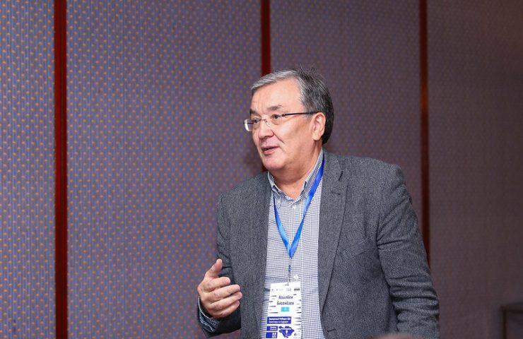 Эксперт из Казахстана Асылбек Бисенбаев