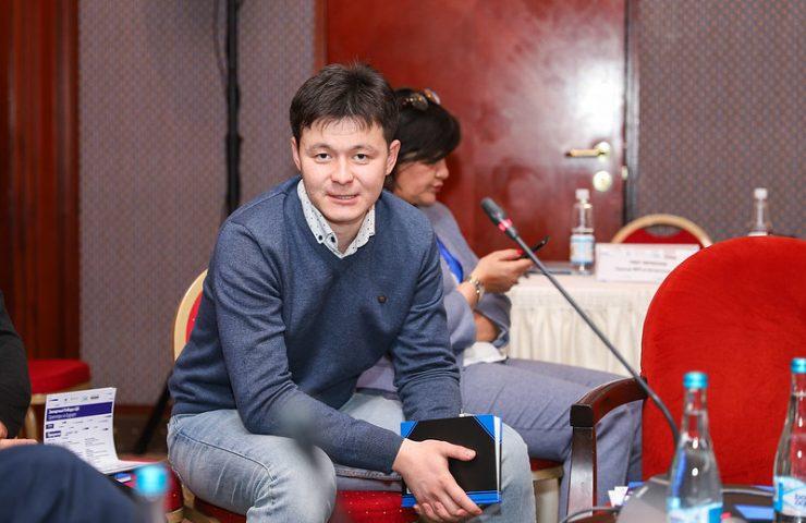 Эксперт из Кыргызстана Нурлан Чойбеков