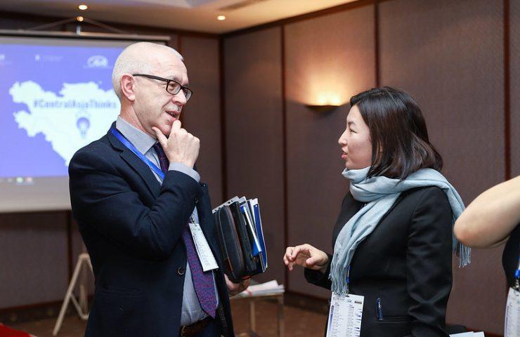 Эксперты из Великобритании и Кыргызстана