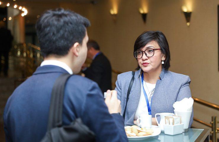 Лола Исламова, медиаэксперт из Узбекистана
