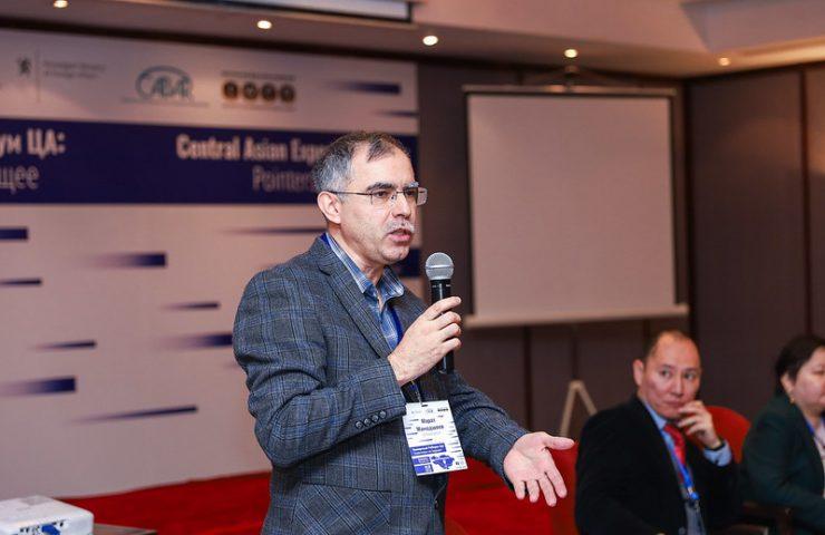 Марат Мамадшоев, редактор IWPR по Узбекистану и Таджикистану