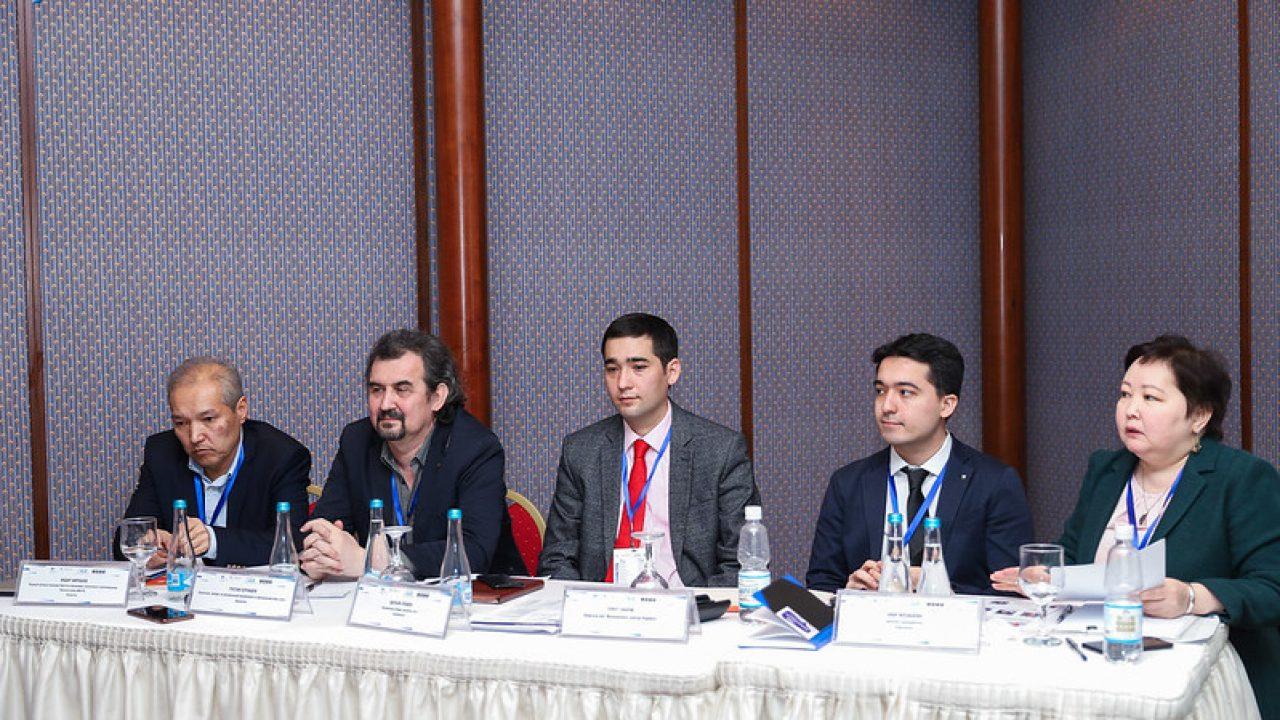 Пространство Региональное взаимодействие в Центральной Азии