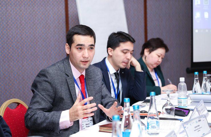 Шерали Ризоён, Темур Умаров, Анар Мусабаева
