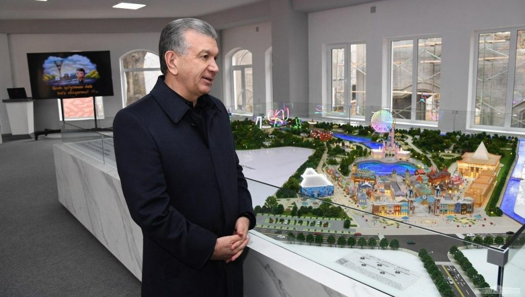 For Mirziyoyev, liberalization is the main mechanism of legitimization and consolidation of his position. Photo: president.uz