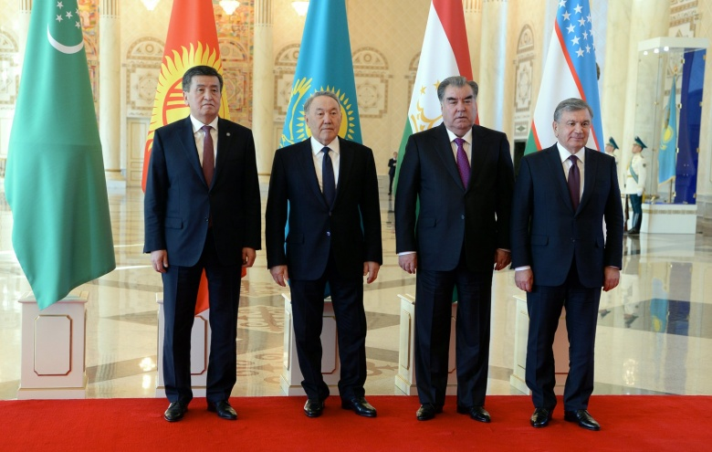 Regional cooperation has become one of the President Mirziyoyev's priorities. Photo: president.kz