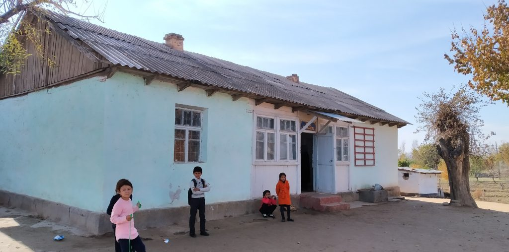 Another branch of the school No. 13. Photo: CABAR.asia