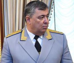 Mansurjon Umarov. Photo ozodi.org