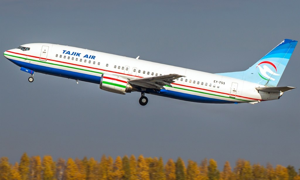The state airline Tajik Air has not come out of the financial crisis for several years. Photo: asiaplustj.info