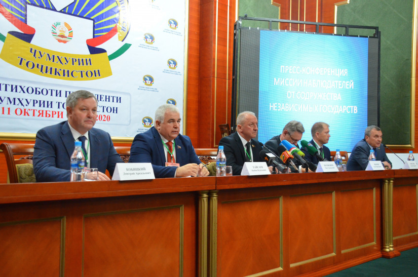 Observers of the CIS Interparliamentary Assembly. Photo: iacis.ru